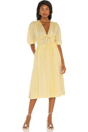 Song of Style Dames Lange jurken - Sonnet Midi Dress in