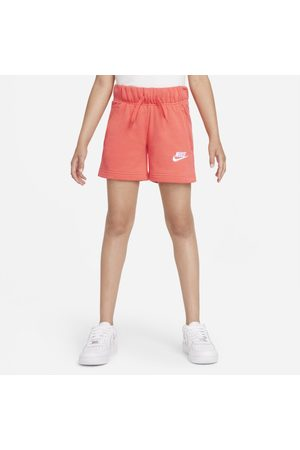 Nike Sportswear Club Meisjesshorts van sweatstof