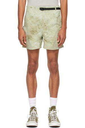 John Elliott Heren Shorts - Green Trail Shorts