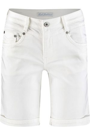 Red Button Dames Shorts - Short srb2797 white