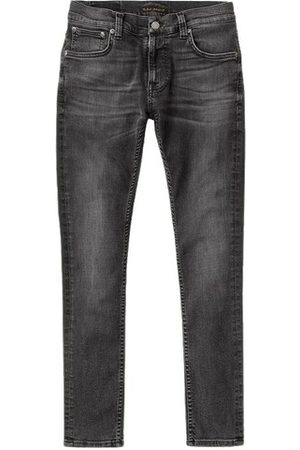 Nudie Jeans Slim - Tight Terry Fade To Grey Jean