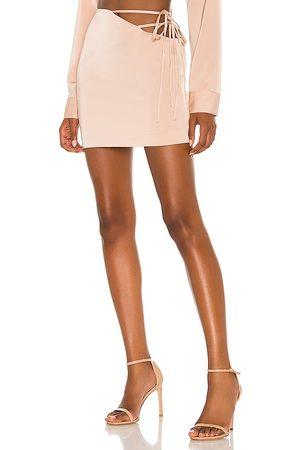 NBD Mirrorball Mini Skirt in