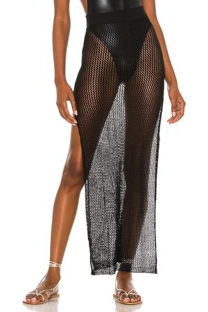 superdown Dames Maxi rokken - Yael Knit Maxi Skirt in