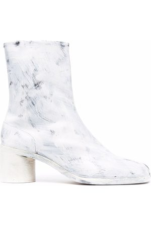 Maison Margiela Heren Enkellaarzen - Tabi 70mm ankle boots