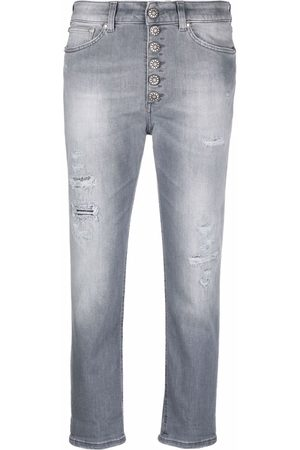 Dondup Cropped straight-leg jeans