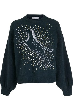 NK Irvi embroidered pullover