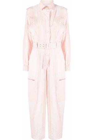 Stella McCartney Nora long-sleeve jumpsuit