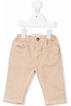 BONPOINT Jongens Chino's - Elasticated-waist trousers
