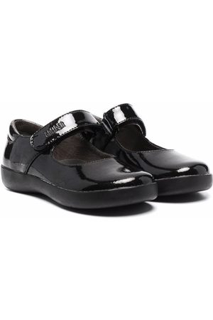 Camper Touch strap fastening ballerina shoes