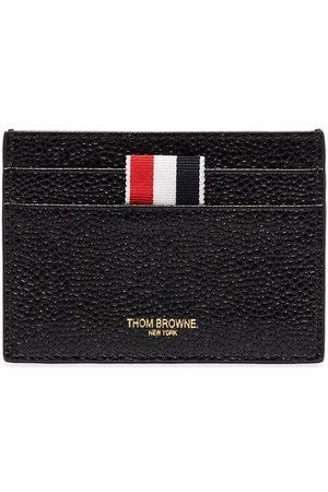 Thom Browne TB CARD HOLDER CLASSIC STRIPE