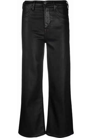 7 for all Mankind Cropped flared trousers
