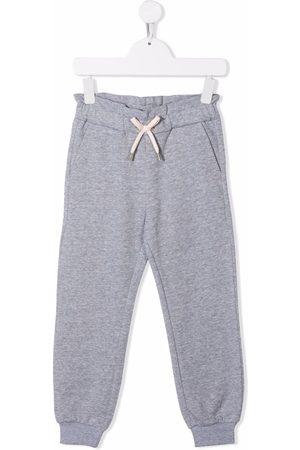 Chloé Drawstring-waist track pants