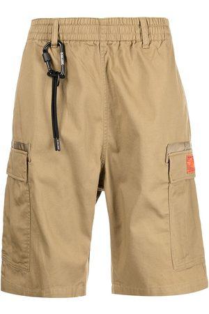 Izzue Cargo cotton shorts