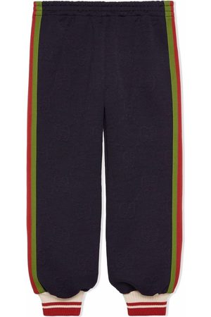 Gucci GG jacquard track trousers