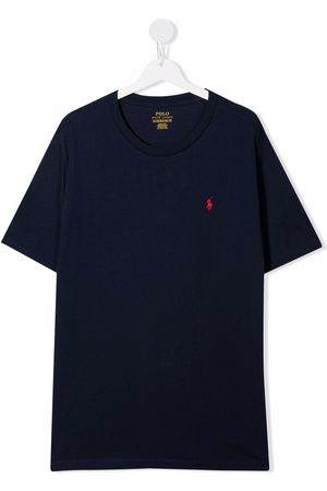 Ralph Lauren Polo Pony embroidered T-shirt