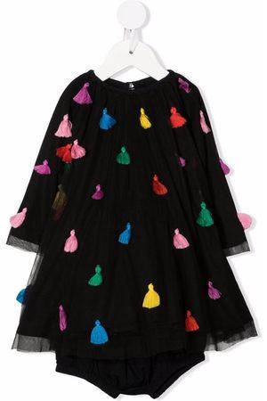 Stella McCartney Tassel-detail shift dress