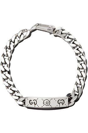 Gucci Ghost chain bracelet