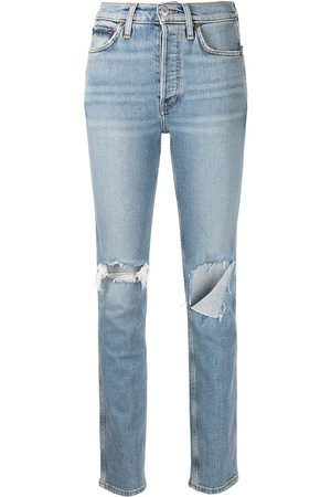 RE/DONE 80s Comfort Stretch Slim Straight jeans