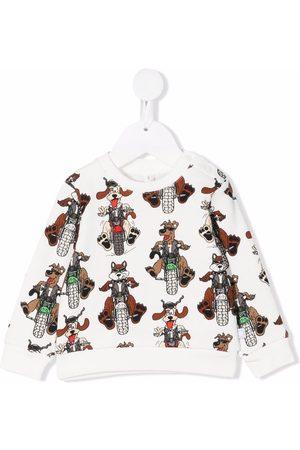 Stella McCartney Graphic-print crewneck sweatshirt