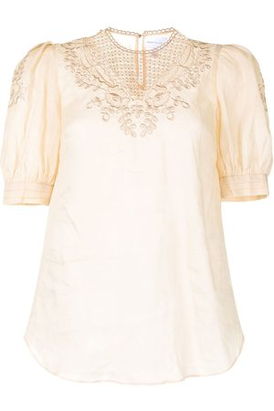 Alice McCall Dames Blouses - Donatello embroidered blouse