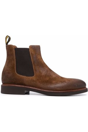Doucal's Faded suede ankle boots