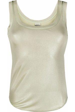 Pinko U-neck sleeveless top