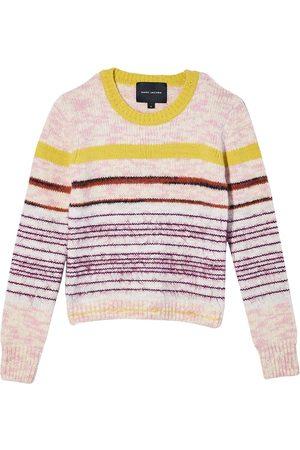 Marc Jacobs Intarsia stripe-knit jumper