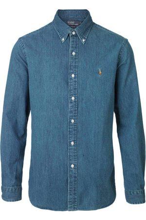 Ralph Lauren Heren Overhemden - Denim shirt