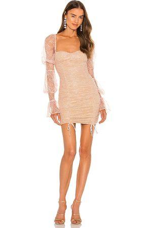 Michael Costello X REVOLVE Isadora Mini Dress in