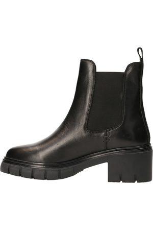 Maruti Dames Enkellaarzen - Timi Black Chelsea boots