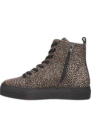 Maruti Dames Hoge sneakers - Terry Pixel Black Sneakers hoge-sneakers