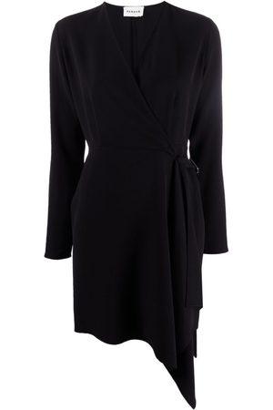 P.A.R.O.S.H. Asymmetric wrap dress