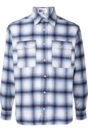 Isabel Marant Rayal check-print cotton shirt