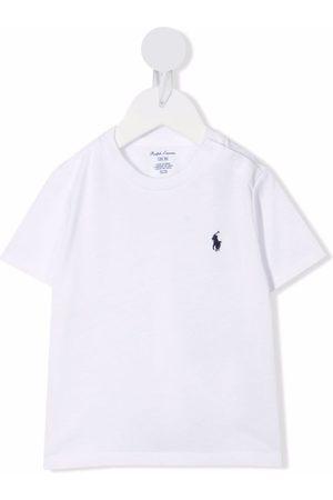 Ralph Lauren Poloshirts - Polo Pony logo cotton T-shirt
