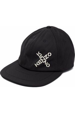 Kenzo Logo-print baseball cap