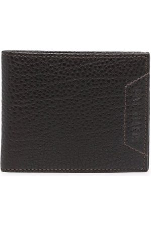 Pal Zileri Heren Portefeuilles - Bi-fold leather wallet