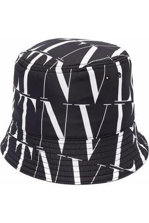 VALENTINO Heren Buckethat - VLTN Times bucket hat