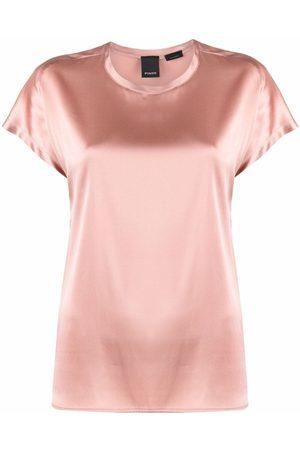 Pinko Round neck short-sleeved top