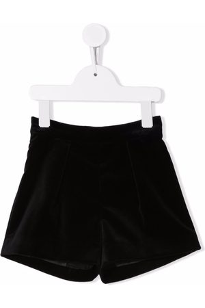 BONPOINT Meisjes Shorts - High-rise fitted shorts