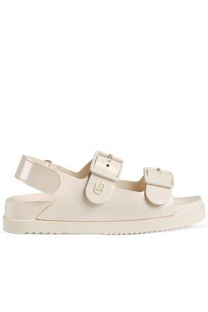 Gucci Dames Sandalen - Mini Double G sandals
