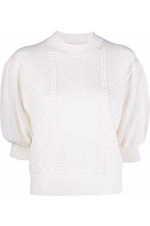 See by Chloé Short-sleeve knit jumper