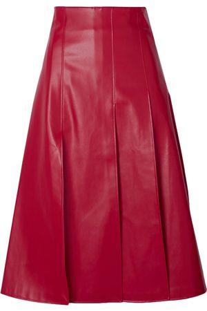 A.W.A.K.E. MODE Dames Midi rokken - BOTTOMWEAR - Midi skirts
