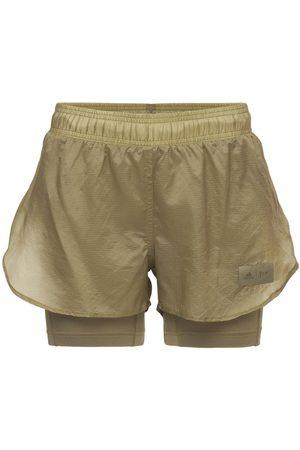 ADIDAS PERFORMANCE 2-in-1 Running Shorts