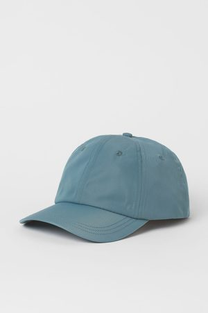 H&M Heren Petten - Pet - Turquoise