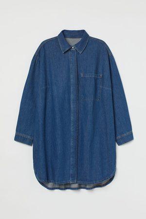 H&M + Jeansjurk