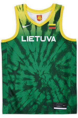 Nike Litouwen (Road) Limited Basketbaljersey voor heren