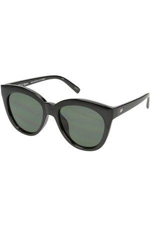 Le Specs Resumption Black Sunglasses zwart