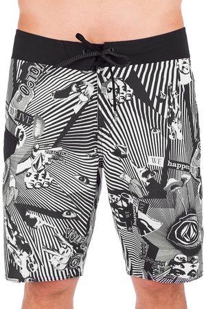 "Volcom Mod Lido Print 20"" Boardshorts"