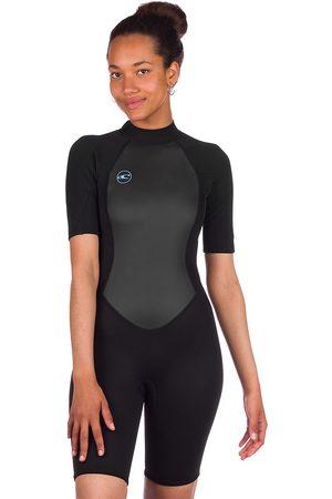 O'Neill Dames Zwembroeken - Reactor 2 2mm Back Zip Wetsuit