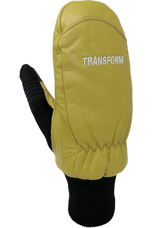 TRANSFORMERS The Photo Incentive Mittens geel